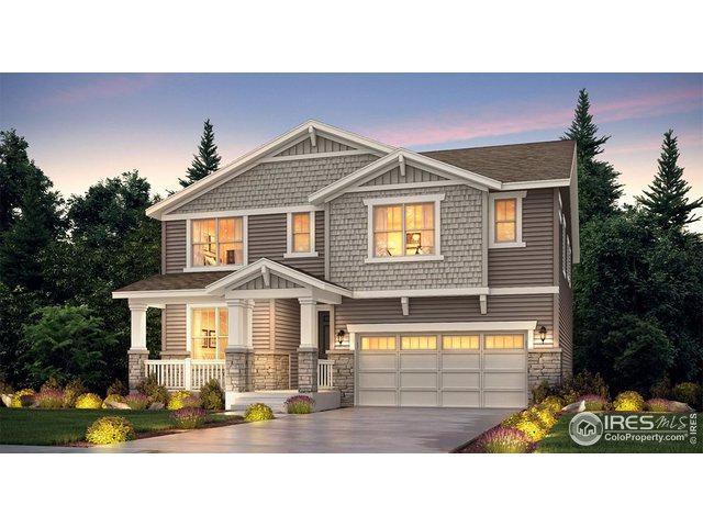 2422 Provenance St, Longmont, CO 80504 (MLS #891207) :: 8z Real Estate