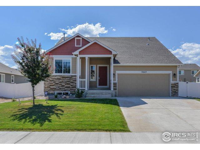 7447 Little Fox Ln, Wellington, CO 80549 (MLS #891252) :: Re/Max Alliance