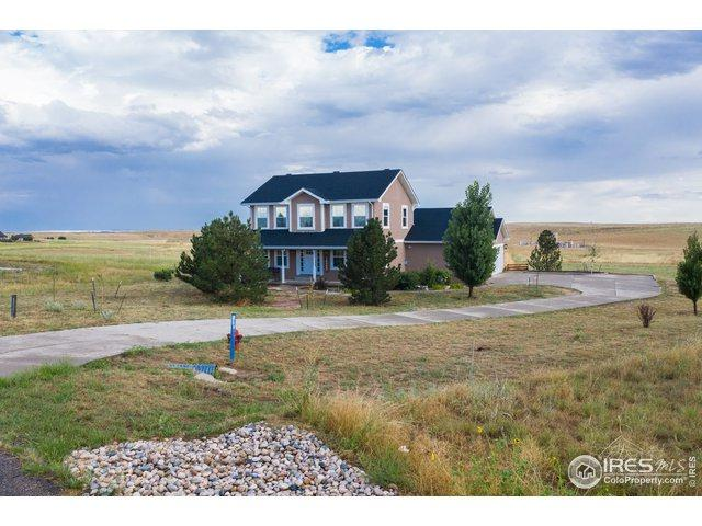 16488 Fairbanks Dr, Platteville, CO 80651 (MLS #891256) :: Keller Williams Realty