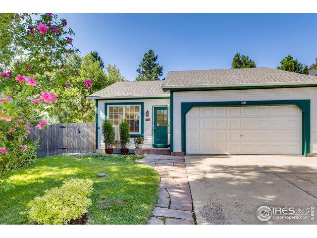 108 Regal St, Louisville, CO 80027 (MLS #891257) :: Hub Real Estate