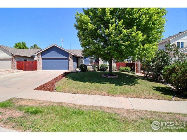 3607 Stagecoach Dr, Evans, CO 80620 (MLS #891286) :: June's Team