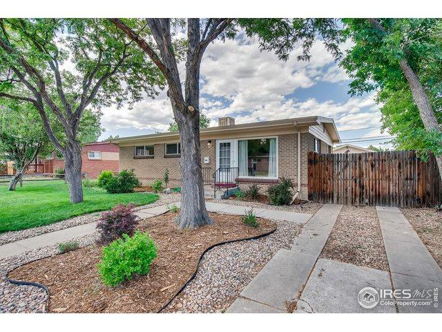 9725 W 57th Pl, Arvada, CO 80002 (MLS #891287) :: Bliss Realty Group