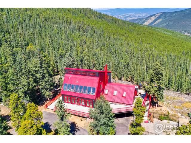 1801 Squaw Mtn Trl, Idaho Springs, CO 80452 (MLS #893926) :: 8z Real Estate