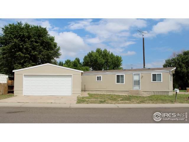 232 Oak St, Log Lane Village, CO 80705 (MLS #893927) :: Kittle Real Estate