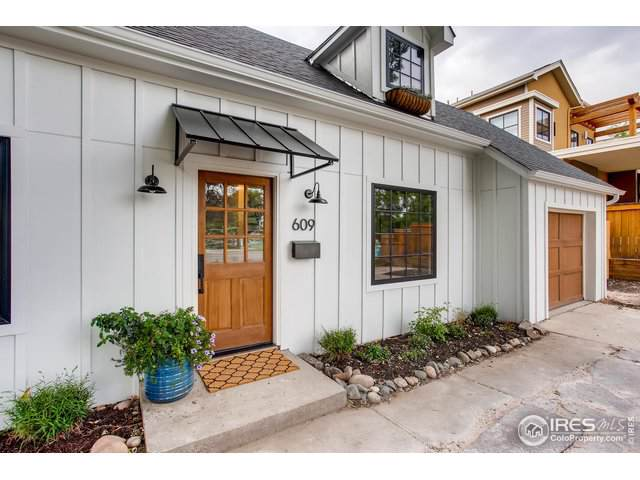 609 Wood St, Fort Collins, CO 80521 (MLS #893959) :: J2 Real Estate Group at Remax Alliance