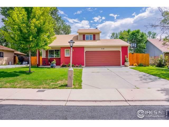 718 Elliott St, Longmont, CO 80504 (MLS #893967) :: Colorado Home Finder Realty