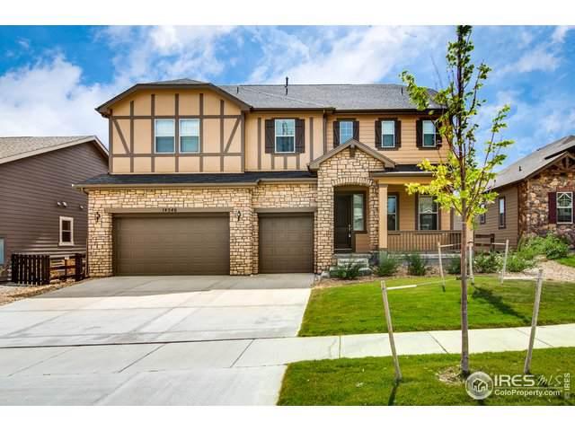 14546 Hagus Pl, Parker, CO 80134 (MLS #893977) :: 8z Real Estate
