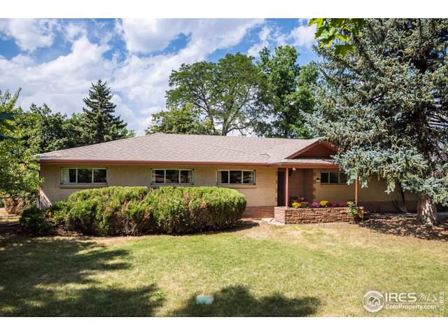821 Spring Dr, Boulder, CO 80303 (MLS #893979) :: 8z Real Estate