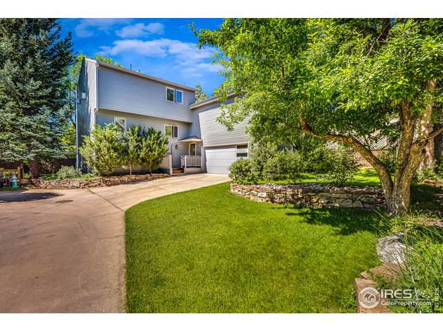 652 Locust Ave, Boulder, CO 80304 (MLS #893982) :: Hub Real Estate