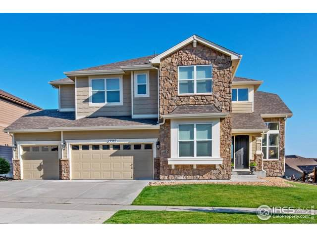13397 W 87th Ter, Arvada, CO 80005 (MLS #894009) :: Tracy's Team