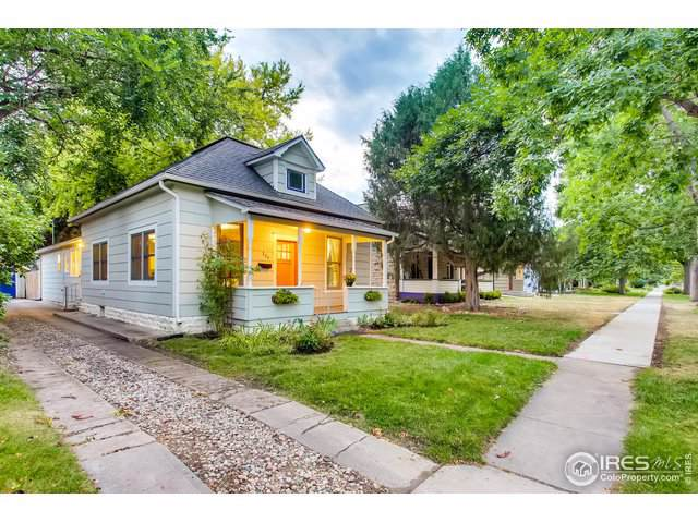 711 Laporte Ave, Fort Collins, CO 80521 (MLS #894011) :: Downtown Real Estate Partners