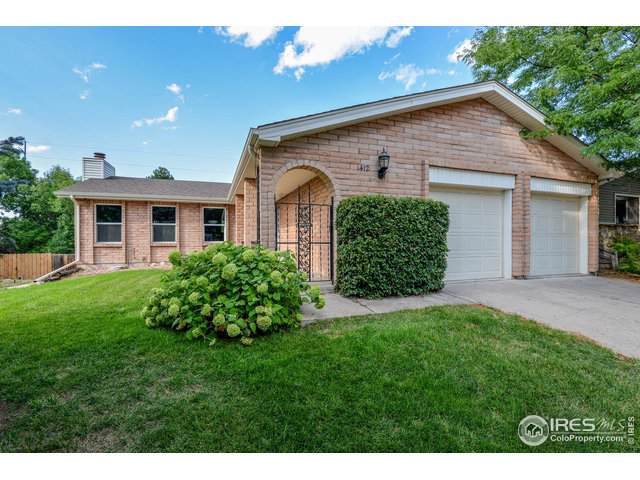 1412 Glen Haven Dr, Fort Collins, CO 80526 (MLS #894029) :: Colorado Home Finder Realty