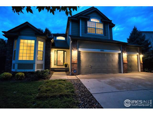 1083 Button Rock Dr, Longmont, CO 80504 (MLS #894034) :: Colorado Home Finder Realty
