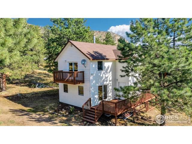 340 Badger Ct, Drake, CO 80515 (MLS #894044) :: 8z Real Estate