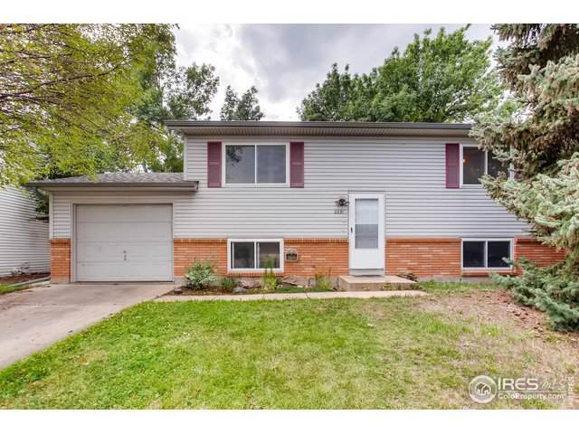 2231 W Stuart St, Fort Collins, CO 80526 (MLS #894055) :: Colorado Home Finder Realty