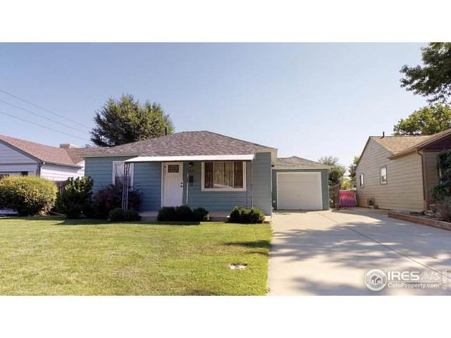 5620 Carr St, Arvada, CO 80002 (MLS #894088) :: Hub Real Estate