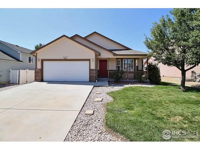 3333 Grenache St, Evans, CO 80634 (MLS #894089) :: Windermere Real Estate