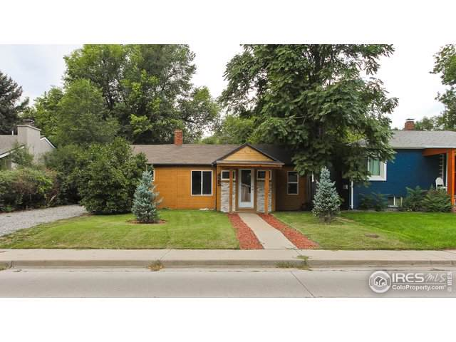 425 Francis St, Longmont, CO 80501 (MLS #894106) :: Colorado Home Finder Realty