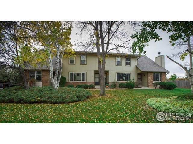 915 44th Ave Ct #2, Greeley, CO 80634 (MLS #894110) :: Windermere Real Estate