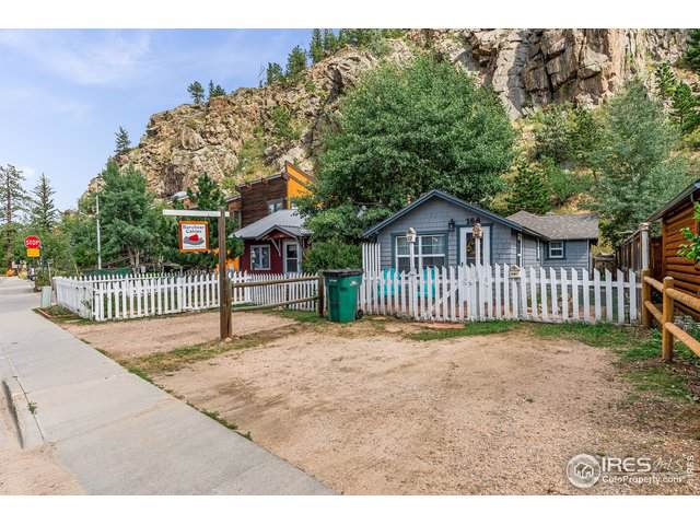160 E Riverside Dr, Estes Park, CO 80517 (#894114) :: The Dixon Group