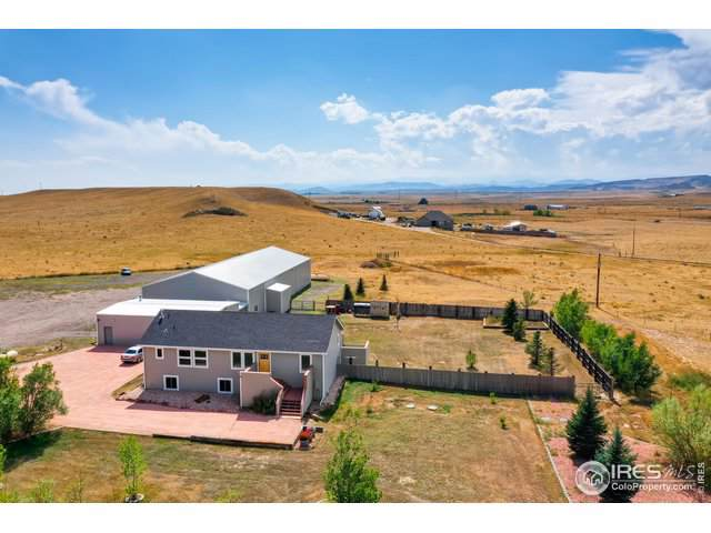 439 Rodeo Hills Ln, Wellington, CO 80549 (MLS #894126) :: The Space Agency - Northern Colorado Team