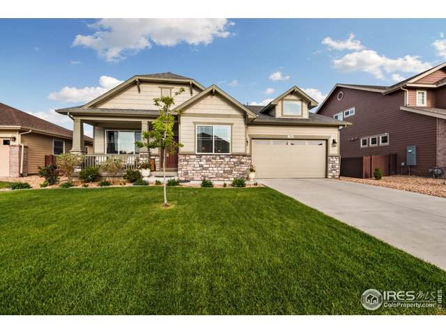 5788 Connor St, Timnath, CO 80547 (MLS #894142) :: Bliss Realty Group