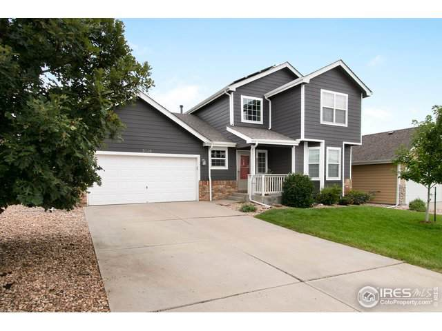 3026 42nd Ave Ct, Greeley, CO 80634 (#894150) :: The Peak Properties Group
