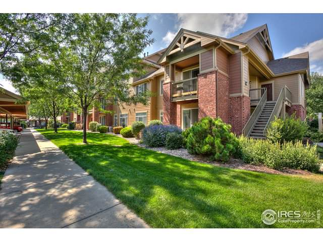 2450 Windrow Dr #304, Fort Collins, CO 80525 (MLS #894160) :: June's Team