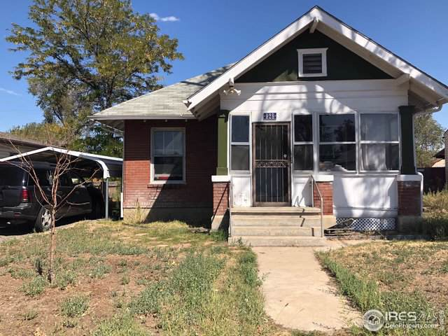928 Park Ave, Fort Lupton, CO 80621 (MLS #894187) :: 8z Real Estate