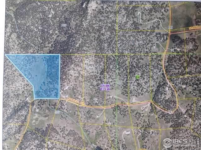 0 Rowell Dr, Lyons, CO 80540 (MLS #894193) :: Jenn Porter Group