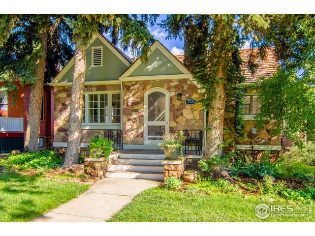 711 Mapleton Ave, Boulder, CO 80304 (MLS #894197) :: Hub Real Estate