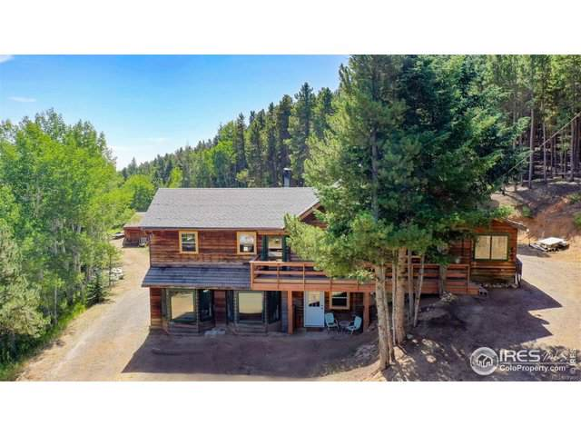 34670 Robinson Hill Rd, Golden, CO 80403 (MLS #894214) :: Hub Real Estate