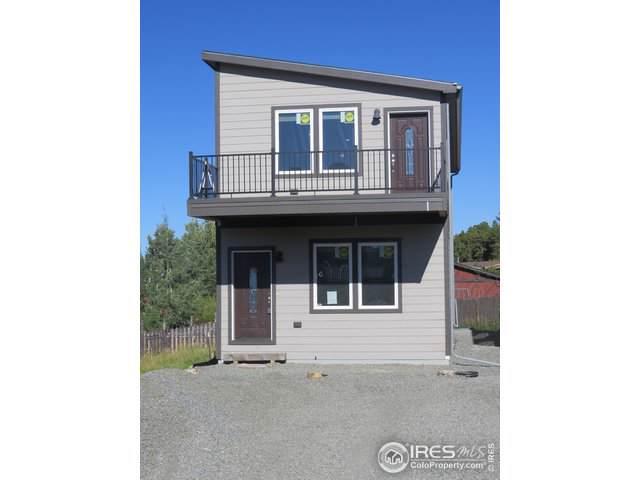 155 Conger St, Nederland, CO 80466 (MLS #894215) :: Kittle Real Estate