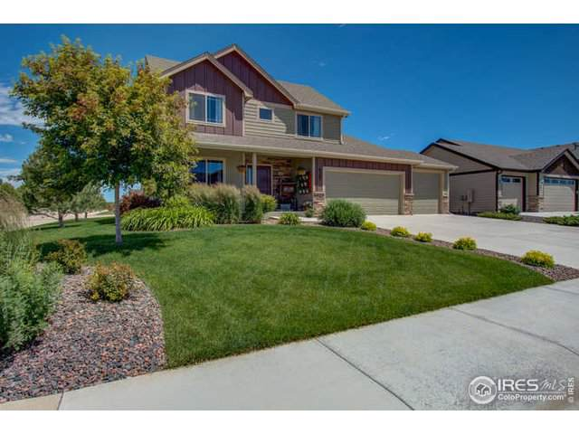 4302 Carlyle Ln, Wellington, CO 80549 (MLS #894225) :: Hub Real Estate