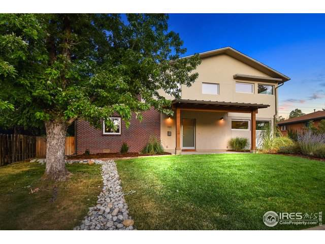 760 34th St, Boulder, CO 80303 (MLS #894228) :: 8z Real Estate