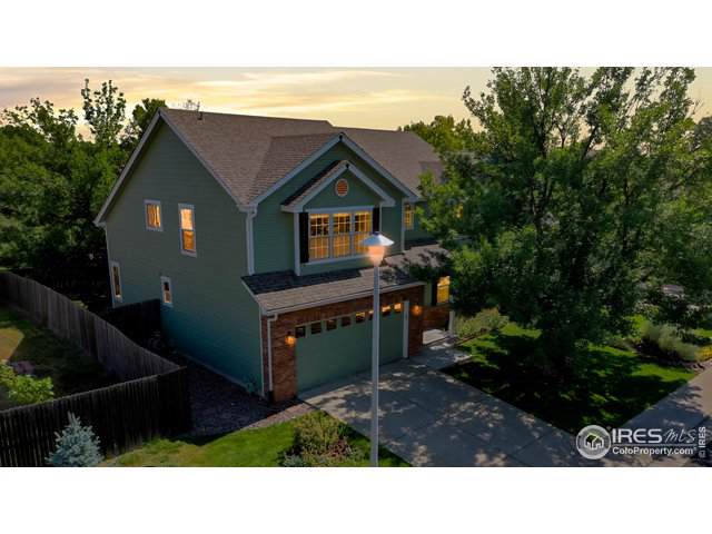 12826 W 85th Cir, Arvada, CO 80005 (MLS #894230) :: Hub Real Estate