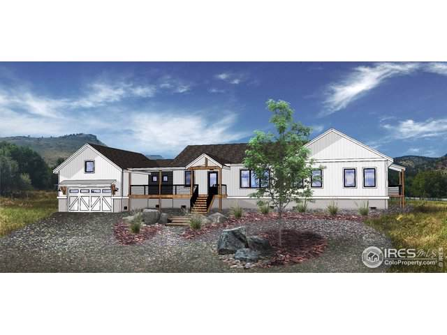 74 County Road 69, Lyons, CO 80540 (MLS #894231) :: Colorado Home Finder Realty