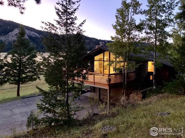 2280 Devils Gulch Rd, Estes Park, CO 80517 (MLS #894239) :: Colorado Home Finder Realty