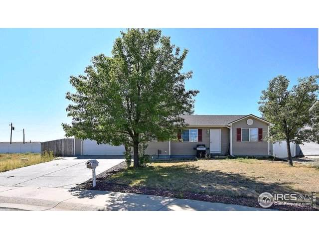 1122 E 25th St Ln, Greeley, CO 80631 (#894241) :: The Peak Properties Group