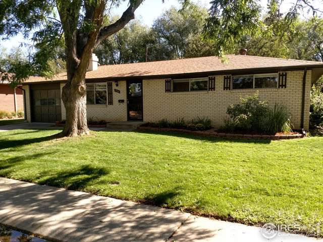 1744 Centennial Dr, Longmont, CO 80501 (MLS #894250) :: J2 Real Estate Group at Remax Alliance