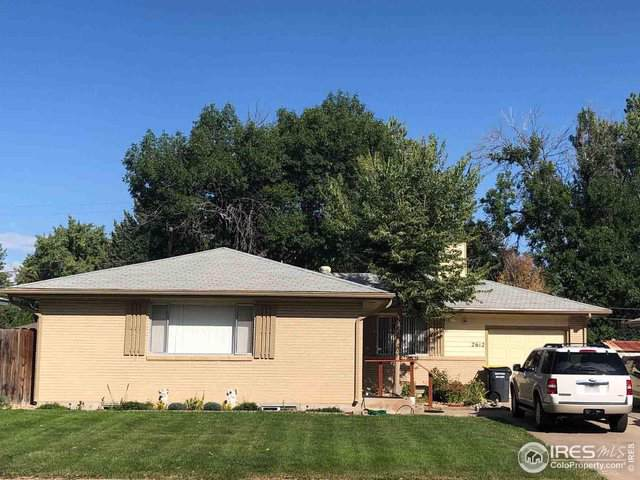 2612 16th Ave, Greeley, CO 80631 (MLS #894256) :: Colorado Home Finder Realty