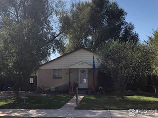 205 16th Ave Ct, Greeley, CO 80631 (MLS #894265) :: 8z Real Estate