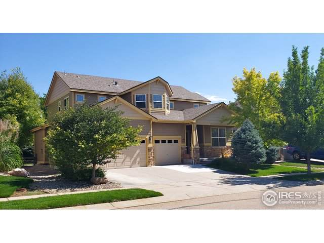 16970 Hughes Dr, Mead, CO 80542 (MLS #894269) :: Kittle Real Estate