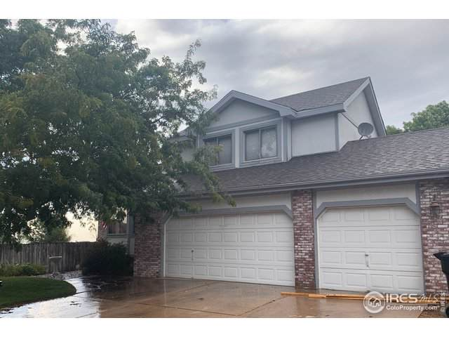5821 W 17th St, Greeley, CO 80634 (#894278) :: The Peak Properties Group