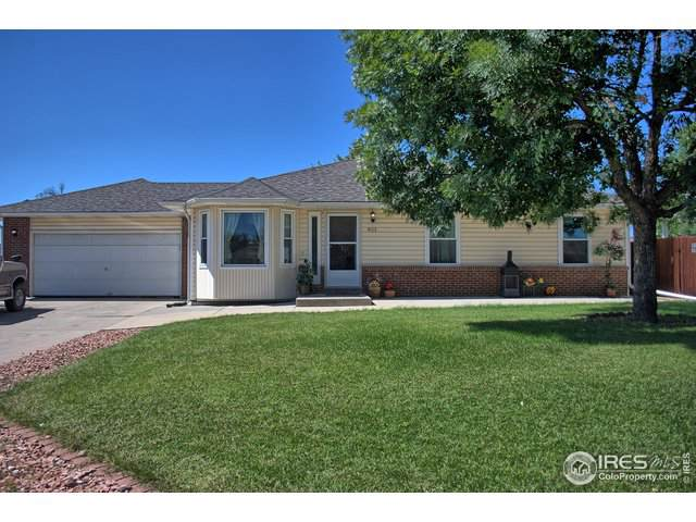 4113 Meadows Ave, Evans, CO 80620 (#894286) :: HomePopper