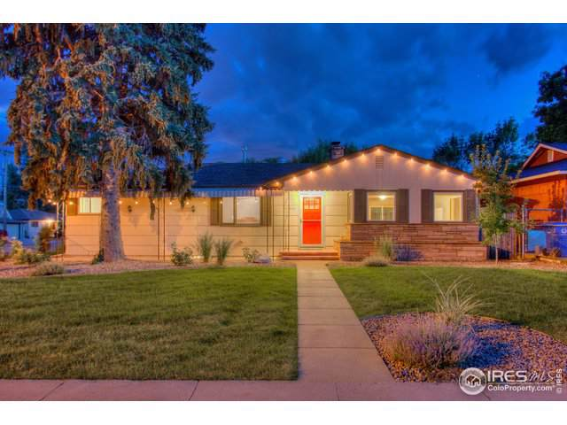 1610 W 16th St, Loveland, CO 80538 (MLS #894291) :: Bliss Realty Group