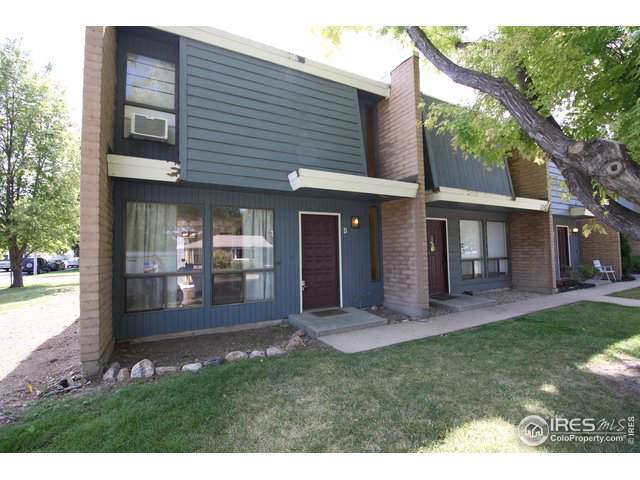 115 E Thunderbird Dr D, Fort Collins, CO 80525 (MLS #894293) :: Colorado Home Finder Realty