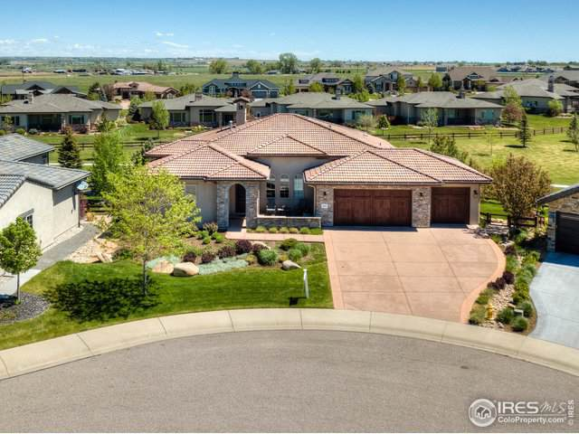 3900 Valley Crest Dr, Timnath, CO 80547 (MLS #894300) :: Bliss Realty Group