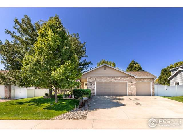 2925 56th Ave, Greeley, CO 80634 (#894306) :: The Peak Properties Group