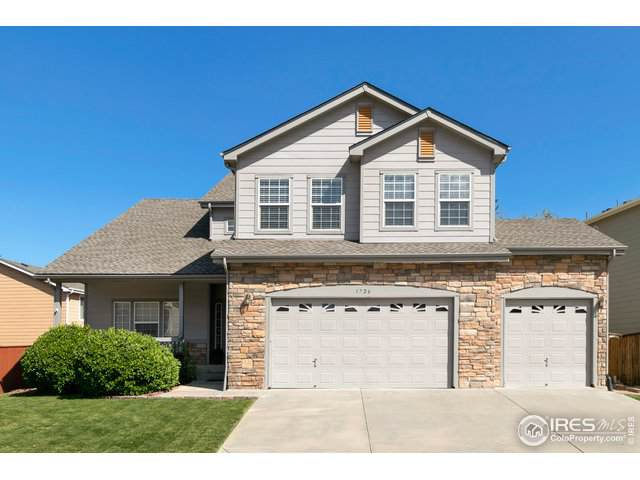 1726 Preston Dr, Longmont, CO 80504 (MLS #894316) :: Jenn Porter Group